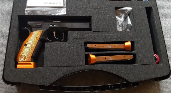 Pistole CZ Shadow II Orange