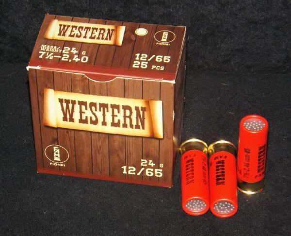 Westernschrot Kal. 12/65