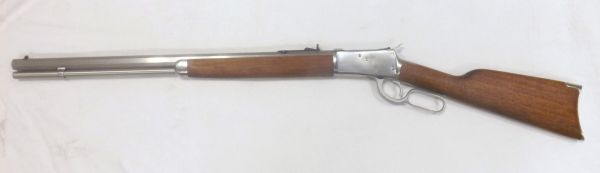 Rossi Mod.175 M Winchester Rifle 1892 Stainless 38spl/357 Mag.