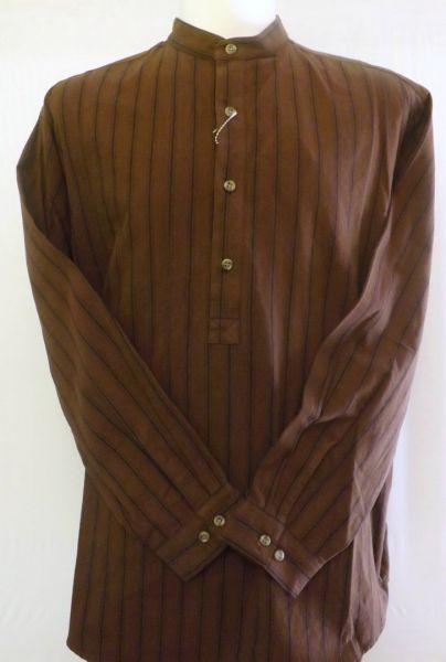 Hemd HOMBRE Stripe von Frontier Classic