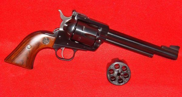 SA-Revolver Ruger Blackhawk