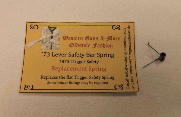 1873 Lever Safety Bar Spring