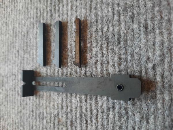 CAS- Visierung Halbmondkimme für Rifle