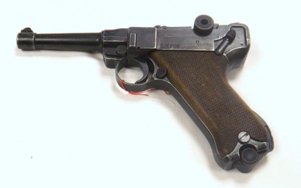 ME P08 9mm Pak