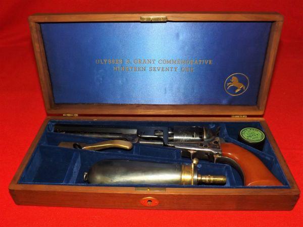 Ulysses S.Grant Commemorative Perk.Rev. Kal. 36