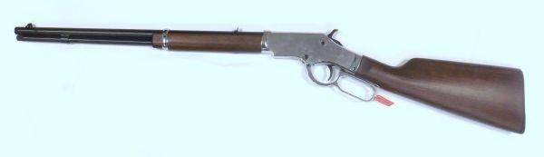 Uberti 1887 Scout Carbine Silver Boy .22lfb