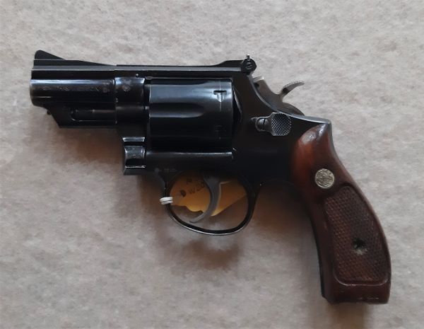 Smith&Wesson 19-3