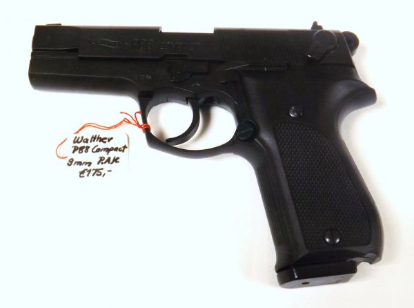 Walther P88 Compact 9mm PAK.