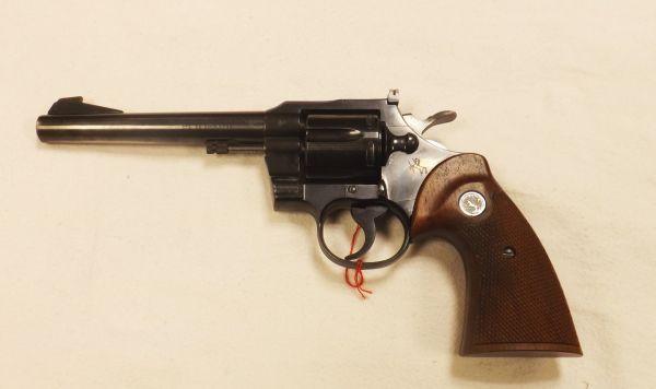 Colt Officers Model Match .22 LR