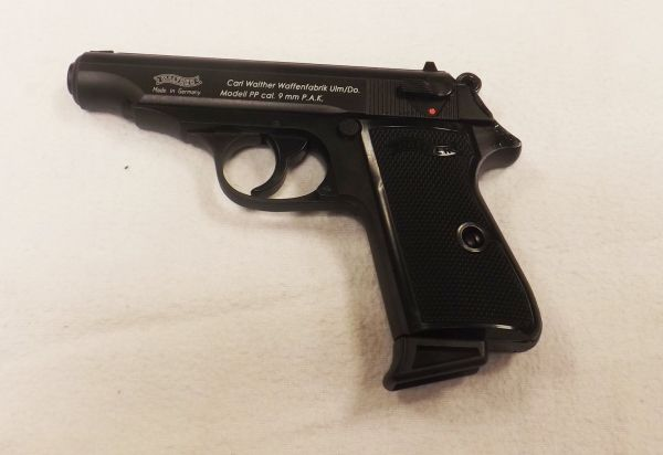 Walther PP 9mm P.A.K.