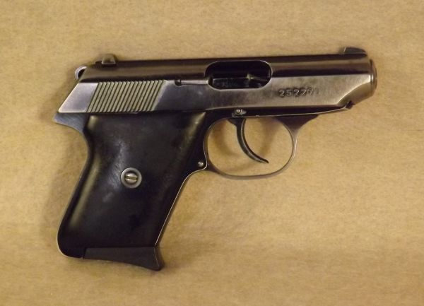 Walther Modell TPH Kal.22